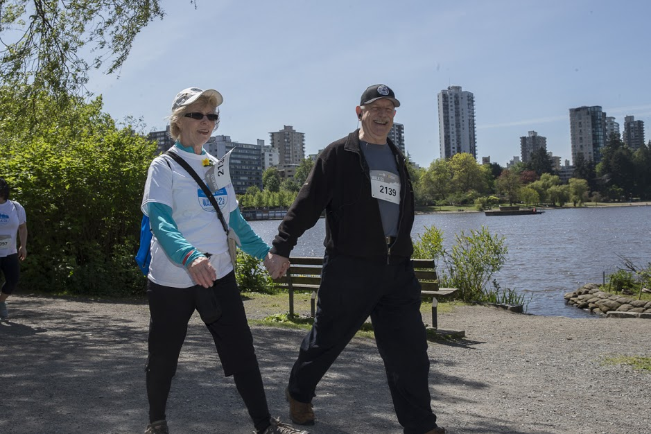 2016Vancouver Marathon - 45th year of event introduces 2.5 KM walk!