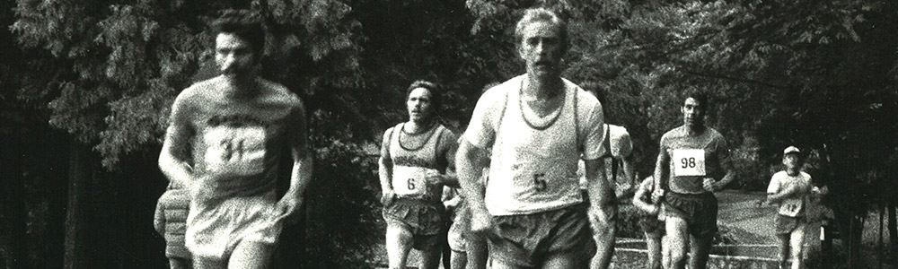 Legacy: The Vancouver International Marathon began in 1972.