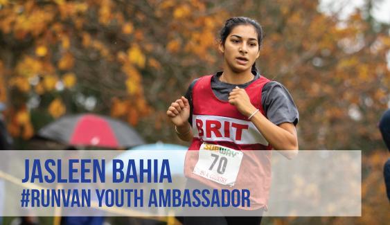 RUNVAN.Youth.Ambassador.JasleenBahia