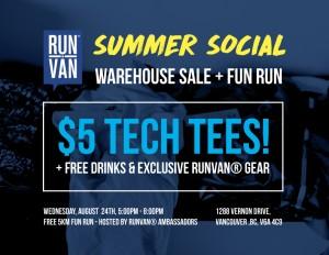 RUNVAN®-Warehouse-Sale