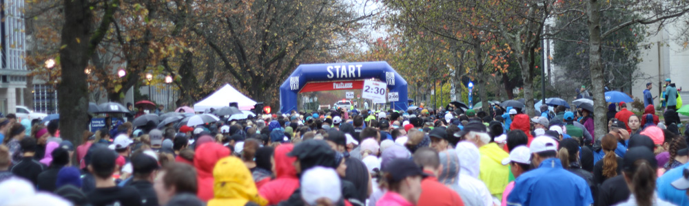 Fall Classic breaks another record in the 2016 RUNVAN® Race Series