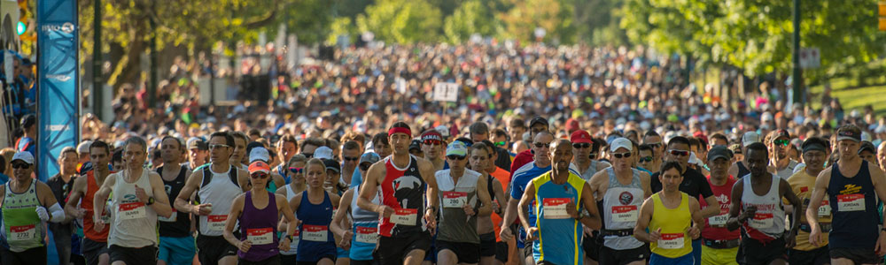 2017 BMO Vancouver Marathon already 50% sold!