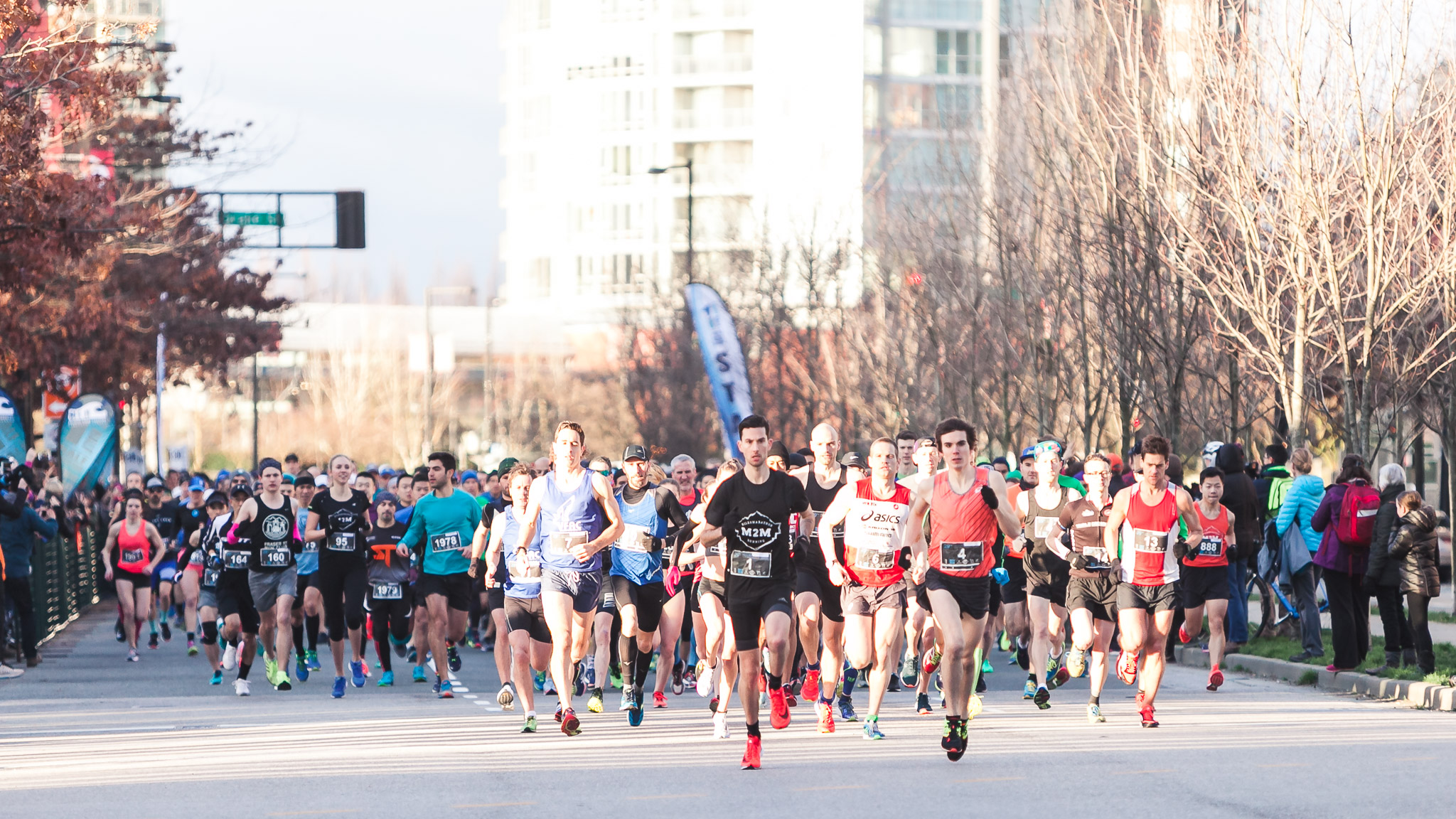 RUNVAN® adds 'First Half' Half Marathon from Pacific Road Runners