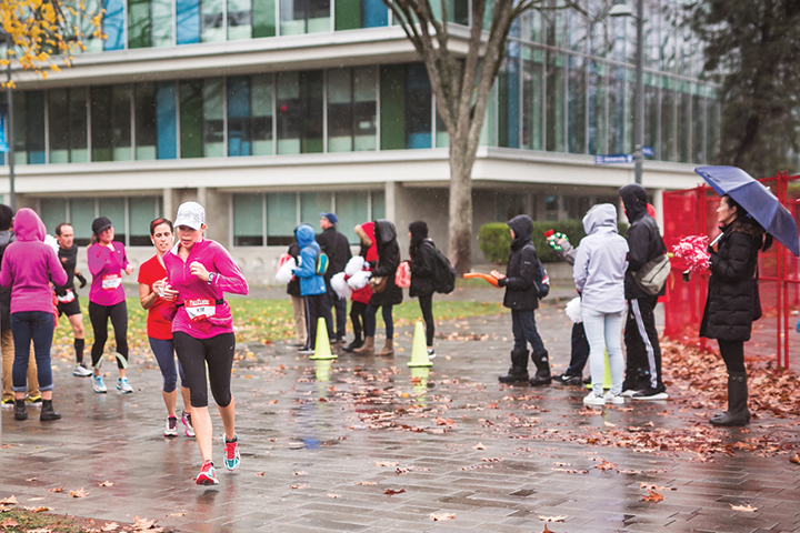 5 Tips for Running in the Rain