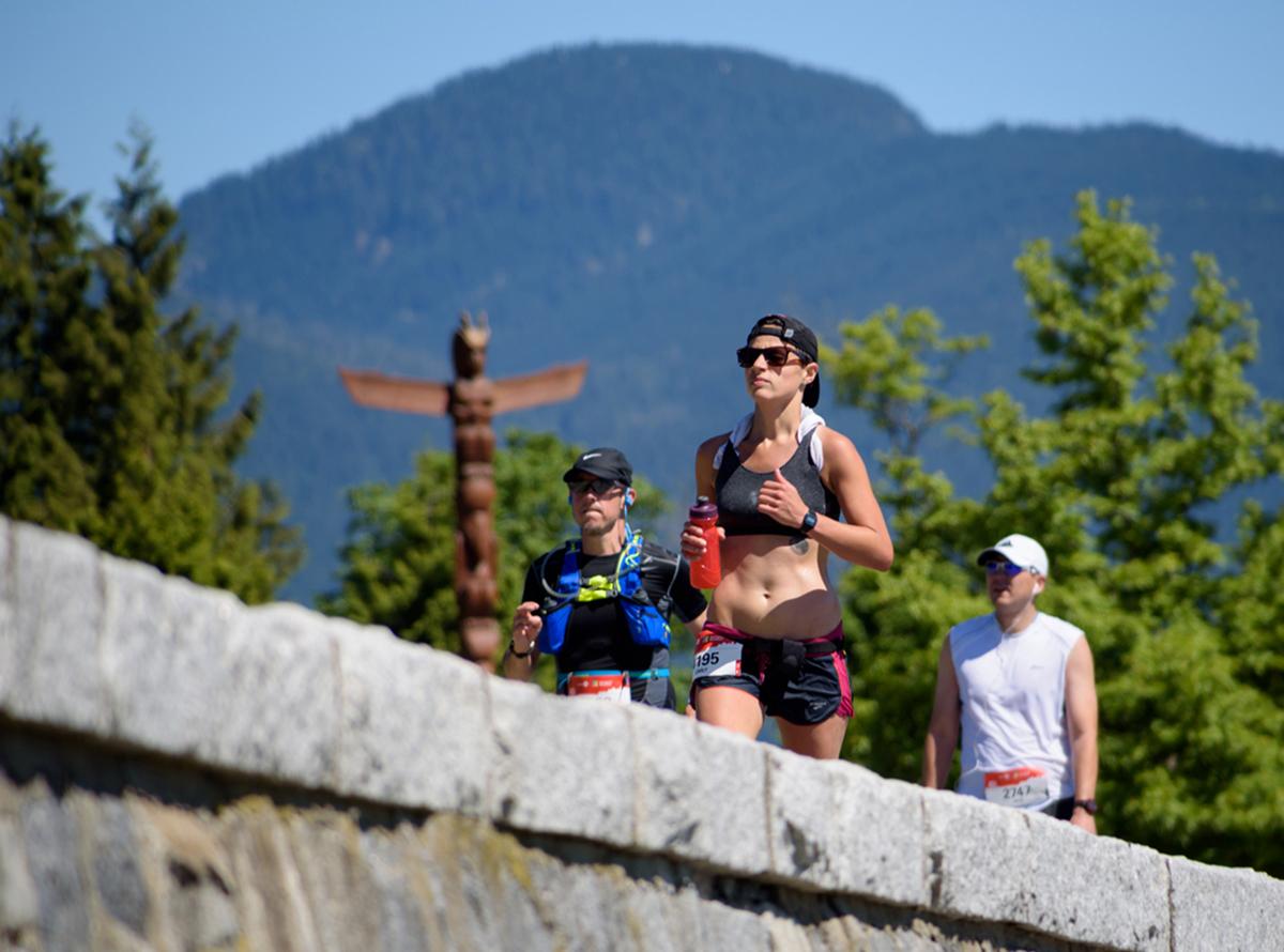 BMO Vancouver Marathon