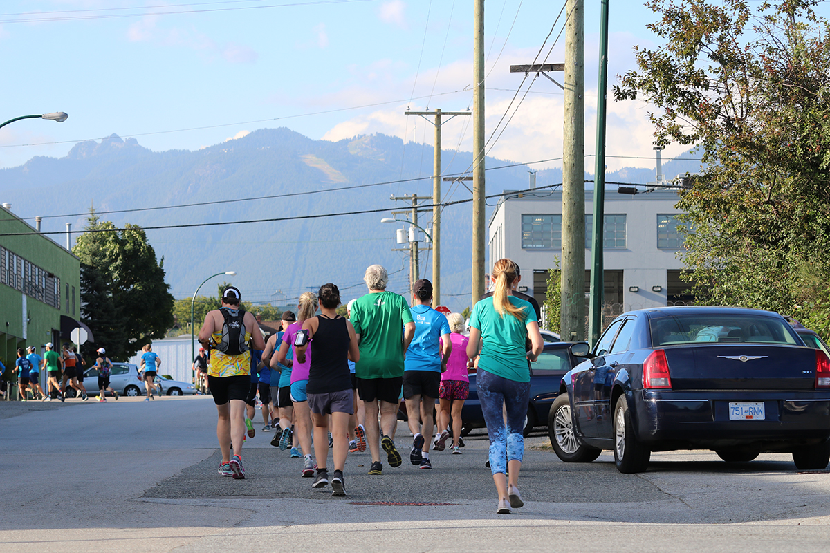 RUNVAN® Community Events