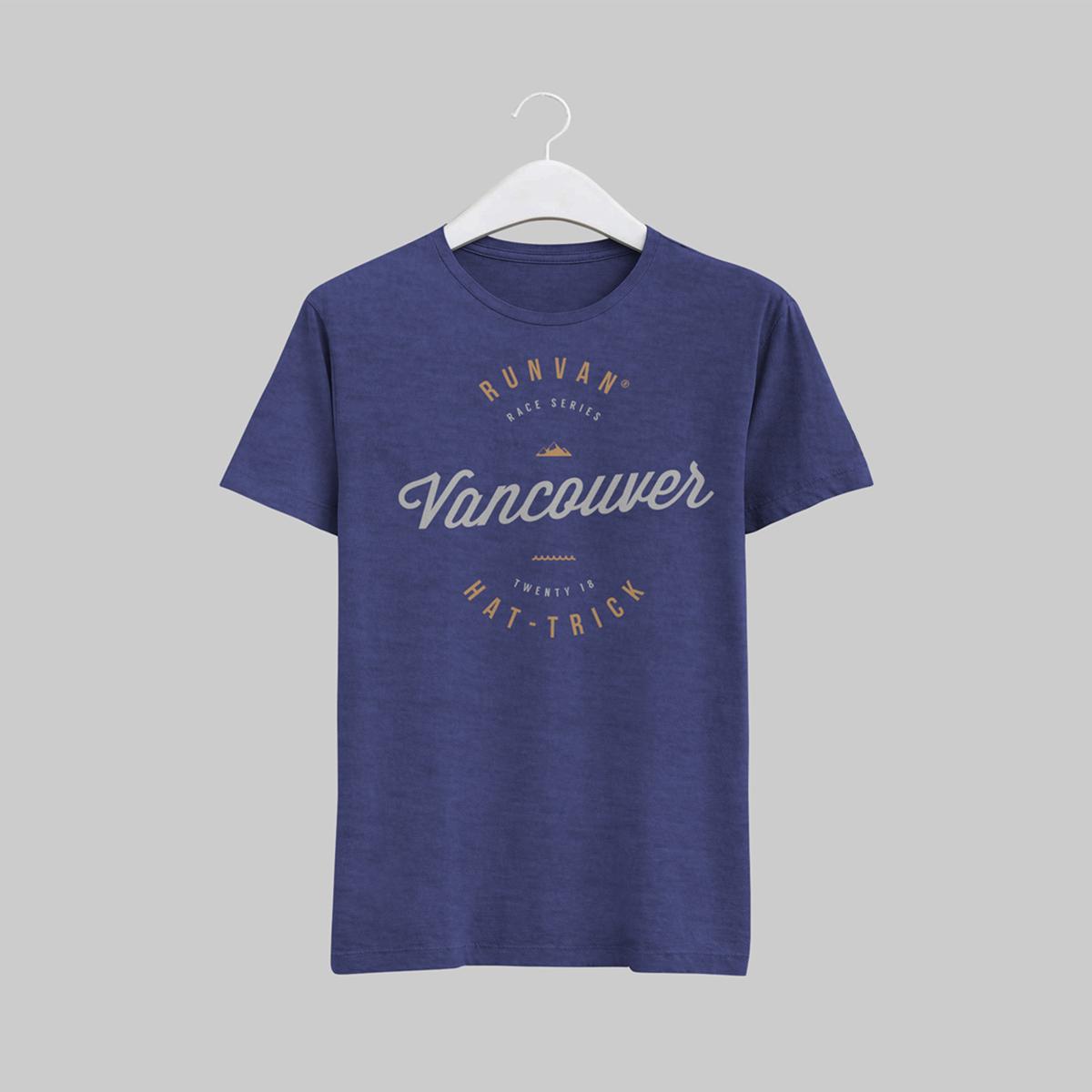 2018.M.Merchandise-RUNVAN®.Hattrick.Frontprint