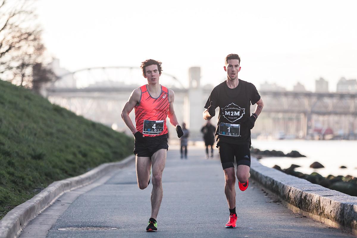 Robin Watson BMO Vancouver Marathon Elite