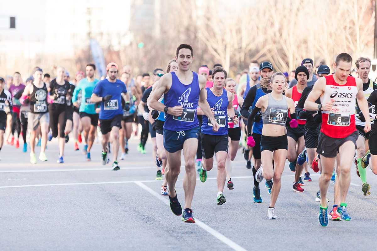 What to expect from your first running race