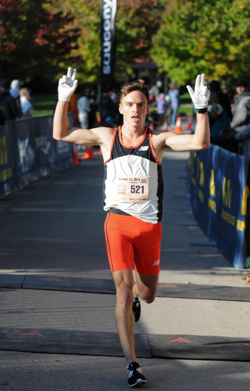 Chris Balestrini BMO Vancouver Marathon Elite