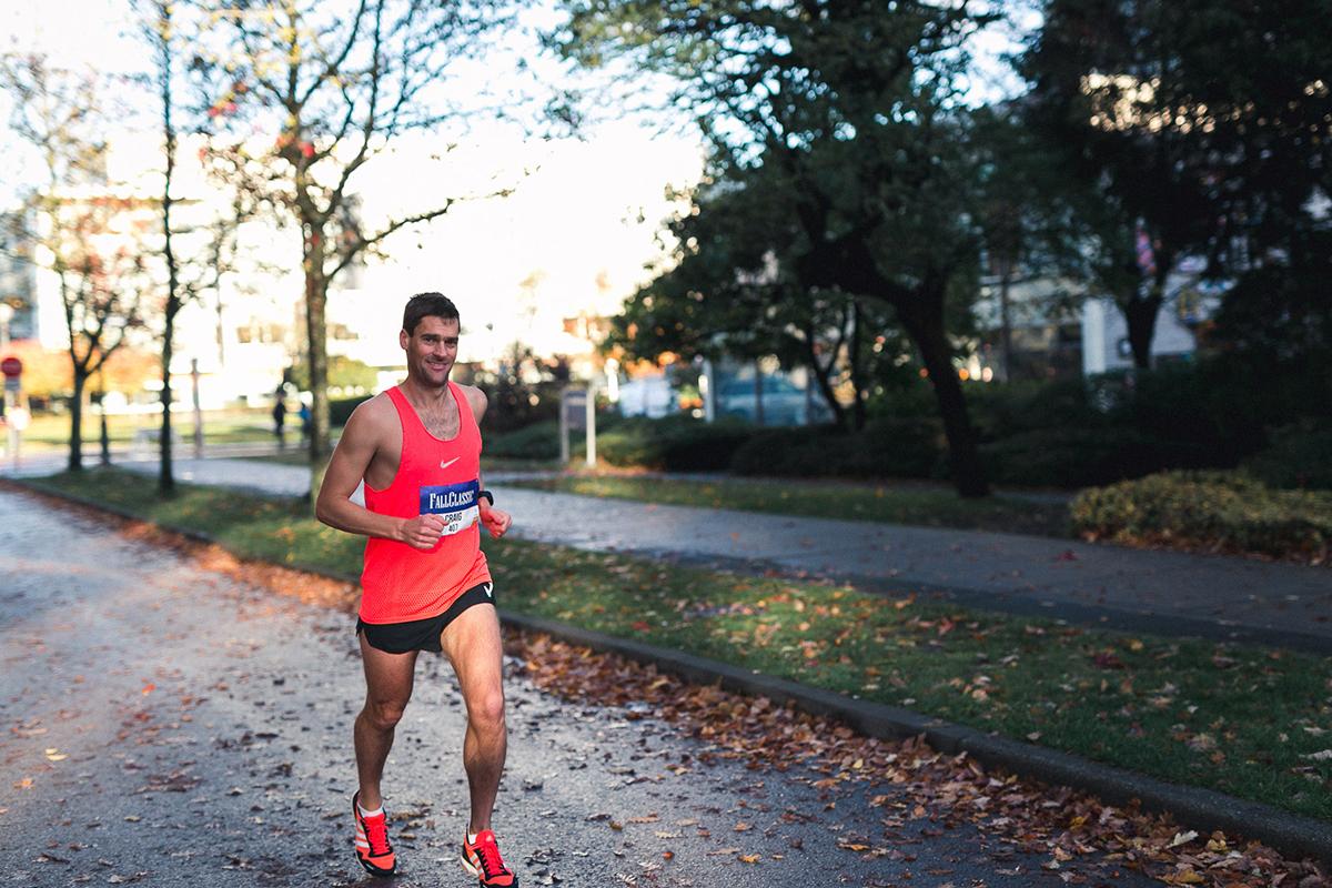 Craig McMillan BMO Vancouver Marathon Elite