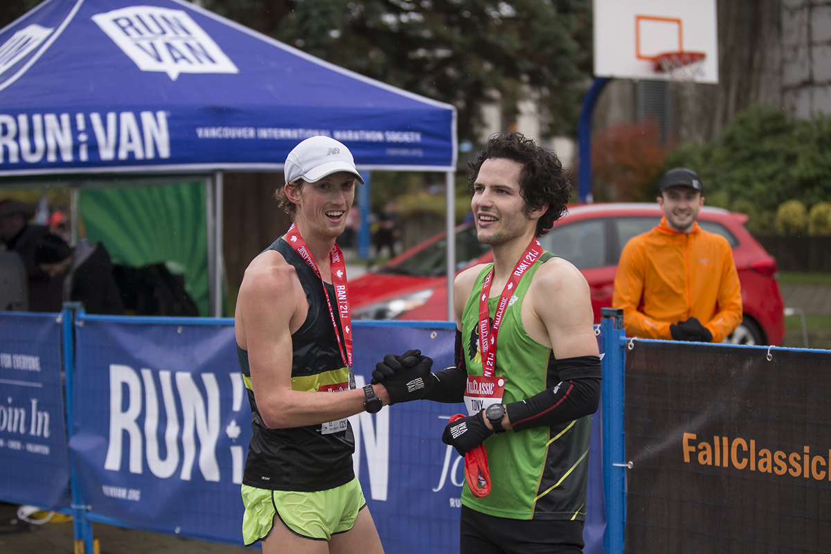 Fall Classic rounds off another successful year of the RUNVAN® Race Series