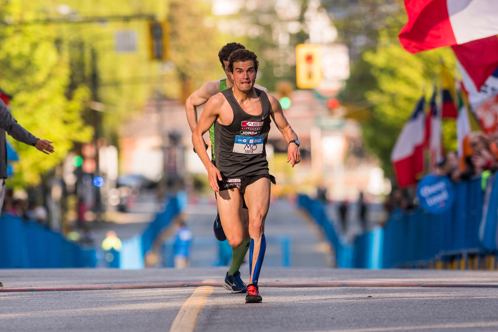 Mo Alkhawaldeh BMO Vancouver Marathon Elite