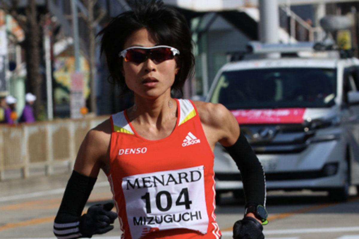 Yuko Mizuguchi BMO Vancouver Marathon Elite