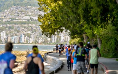 Best places to run in Vancouver