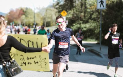 Race Day Advice for First-Time Marathoners
